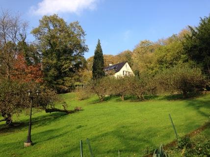 Haus im Grünen AbacO: Gemütlich möbliert und in schönster Natur!