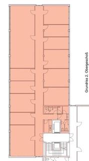 Grundriss 2 OG IST Zwischen Bogenhausen und Messe Riem ... Günstige Büroräume