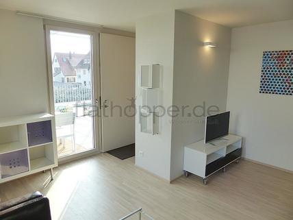 Bild 2 FLATHOPPER.de - Hochwertiges Apartment mit Dachterrasse in Stuttgart - Plieningen