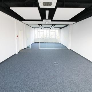 Innen 4 Effiziente Büroflächen mit sonnigen Innenhöfen