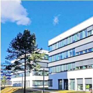 Aussen1 CAMPUS M... Moderne, hochwertig ausgestattete Büroeinheit im Münchner Osten