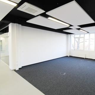 Innen 2 Effiziente Büroflächen mit sonnigen Innenhöfen