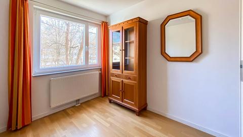 Arbeits- Gästezimmer Hochwertig ausgestattete Balkonwohnung