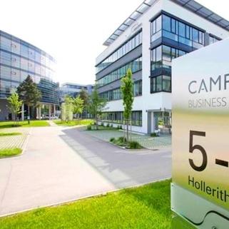 Aussen5 CAMPUS M... Moderne, hochwertig ausgestattete Büroeinheit im Münchner Osten