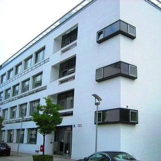 Außen3 Modern und flexibel gestaltbar ... Büros in Unterföhring