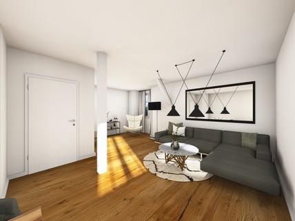Wohnzimmer Visualisierung Verkauft - Hier verwirklichen Sie Ihre Wohnträume