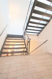 Treppenhaus AbacO Immobilien*TIPP: Schick möbliertes Cityappartment, EBK,TLB Wanne 1.OG im Stadtzentrum Leipzig