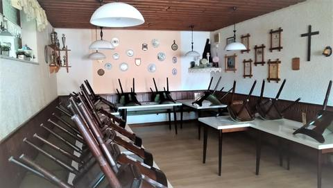 Nebenzimmer Gäste Wohn- und Geschäftshaus - Gut gehende, alt eingesessene  Gastronomie mit  Ferienwohnungen