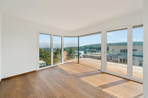 Schlafzimmer 1 ON TOP OF VIENNA - Penthouse mit Infinity-Pool und Blick über ganz Wien!