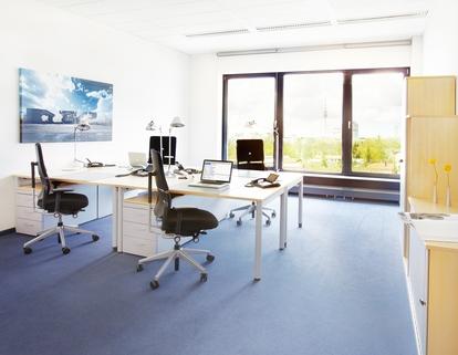 Teambüro 4 Personen Repräsentatives Bürogebäude in der Leopoldstraße, Büroräume von 14 m² bis 10800 m²
