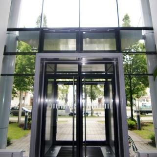Eingang Attraktives Büro am Hirschgarten