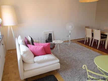 Bild 3 FLATHOPPER.de - Möblierte 3-Zimmer-Wohnung in München - Haidhausen