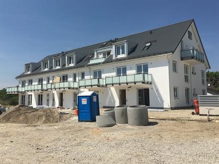 Haus C Erstbezug: 3-Zi-Wohnung 1. OG, Balkon + exkl. Marken-Einbauküche!
