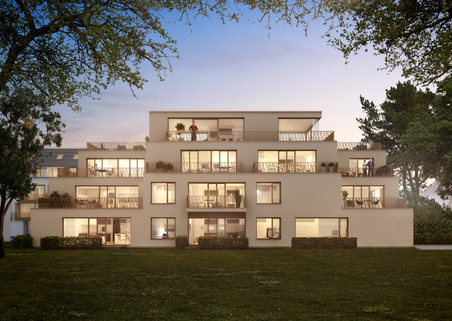 Ansicht Großzügiges Wohnen in 2 Räumen auf ca. 90qm mit fast 200qm Süd-West-Garten in Sendling-Westpark und 300m zur U6/Partnachplatz