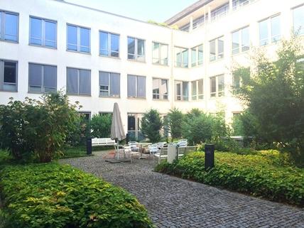 Garten STOCK - Repräsentatives Bürogebäude