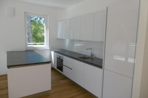 Einbauküche Dachterrassentraum: Erstbezug! Exklusive 3-Zimmerwohnung mit großer Dachterrasse!