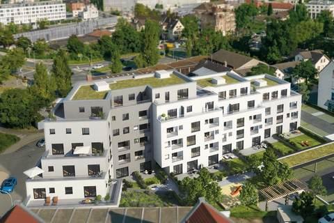 Ansicht Luftbild 3 StattHaus - Leben im Herzen Forchheims