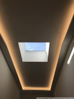 Treppenhaus #Neubau Erstbezug#  Traumhafte Dachgeschosswohnung mit hochwertiger Ausstattung