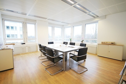 Musterbüro Konferenzzone STOCK - PROVISIONSFREI - toller Weitblick