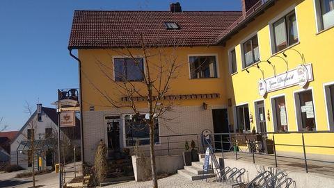 ... Wohn- und Geschäftshaus - Gut gehende, alt eingesessene  Gastronomie mit  Ferienwohnungen