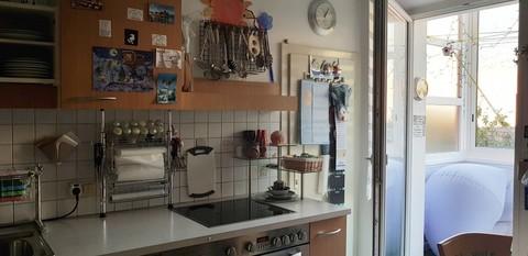 Küche Top Lage    4 Zimmer Altbauwohnung mit Charme