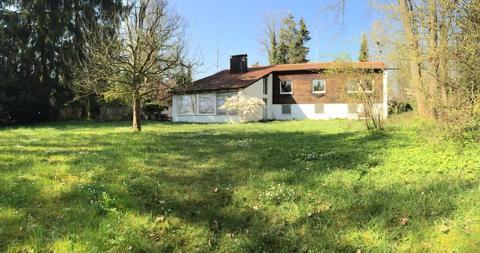 Bestand Großzügiges Einfamilienhaus auf ca. 2.200 m² Grund in Baldham-Vaterstetten