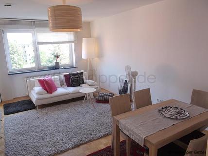 Bild 1 FLATHOPPER.de - Möblierte 3-Zimmer-Wohnung in München - Haidhausen