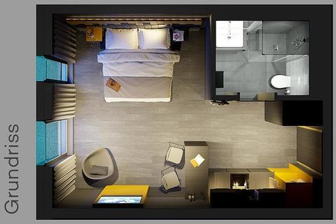 Bild 4 FLATHOPPER.de - Hochwertige Serviced Designapartments im Neubau- Hotelkomplex bei Rosenheim