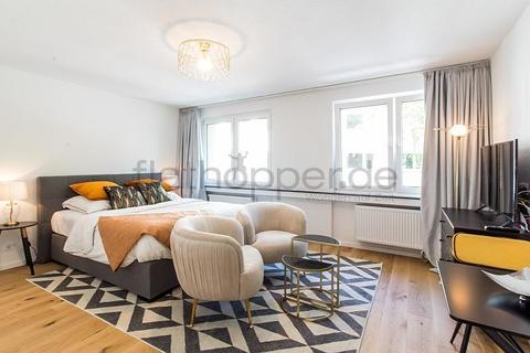 Bild 1 FLATHOPPER.de - 1-Zimmer-Apartment am Barbarossaplatz - Köln