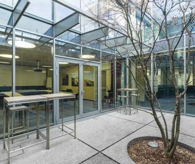 08 moderne Büroflächen im Hall-Haus zu vermieten