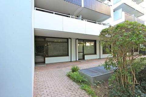 Außenansicht Laden Attraktive Gewerbeeinheit in ruhiger Innenhof-Lage nahe Kustermannpark