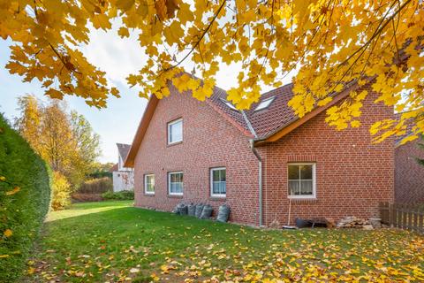 Außenansicht 2 Doppelhaushälften zur Kapitalanlage in bester Lage von Bad Fallingbostel