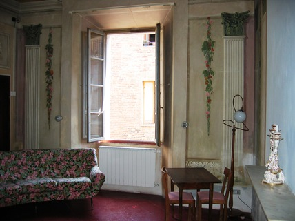 Zimmer Wohnen in historischen Mauern