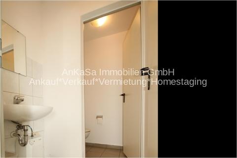 WC Moderne Lager/Logistikhalle inkl. Empfang, Sanitär & LKW Parkplätze in Autobahnnähe A9 & A38