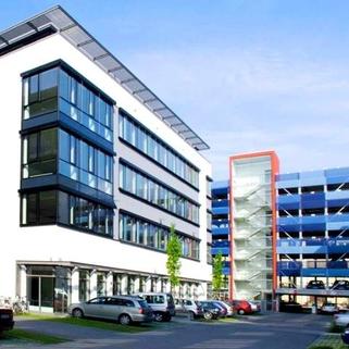 Aussen2 CAMPUS M... Moderne, hochwertig ausgestattete Büroeinheit im Münchner Osten