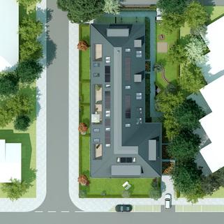 Top-View Neubau - hochwertige EG-Wohnung mit Westterrasse und Garten