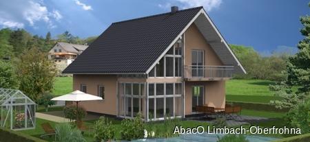 Ansicht 1 Idyllisch Wohnen fern ab des Großstadttrubels - Neubau incl Grundstück