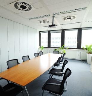 Besprechung1 Nahe BMW und OEZ ... Flexible Büros in modernem Bürohaus