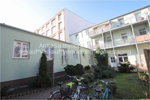 Außenbereich AbacO Immobilien*TIPP: Schick möbliertes Cityappartment, EBK,TLB Wanne 1.OG im Stadtzentrum Leipzig