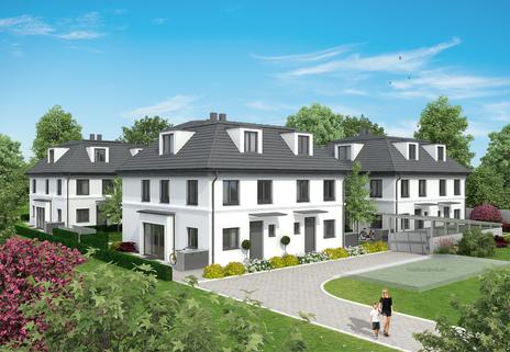 8 Doppelhaushälften Neubau! Doppelhaushälfte in ruhiger Lage von Bogenhausen-Denning!