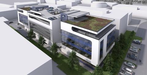 Ansicht 3 Neubauprojekt - Design und Funktionalität in Lochham