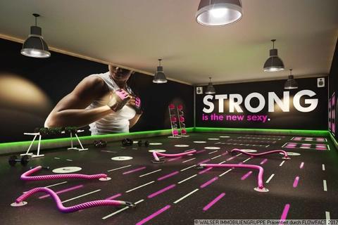 Fitnessraum Attraktiv auch in der Rendite: Innovatives und lukratives Serviced-Apartment in begehrter Citylage