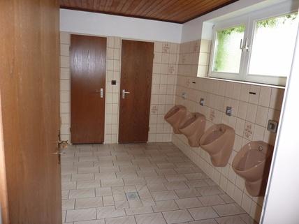 Toilette Hotel mit Gaststätte in Rethem Aller!