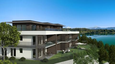 Magd_Haus-A_v78 Wohnung mit direktem Seezugang!