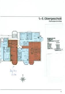 Bild 7 gepflegtes Appartement mit Balkon Nähe MAN zu verkaufen