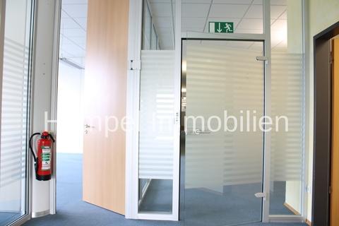 Eingangsbereich Moderne und helle Büroräumlichkeiten in Singen Industriegebiet