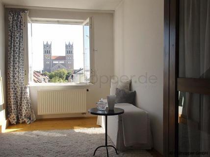Bild 12 FLATHOPPER.de - Möblierte 3,5 Zimmer Wohnung in München - Glockenbachviertel