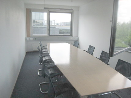 Büro/Besprechung HELLE und MODERNE BÜRORÄUME