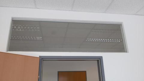 Fenster Zwischenwand Büro, Vorraum und Klima in Einem?!Gibt es nicht?Doch bei uns im BIZ schon!