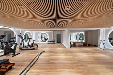 state of the art gym ON TOP OF VIENNA - Penthouse mit Infinity-Pool und Blick über ganz Wien!